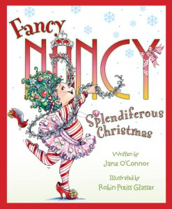 fancy nancy xmas