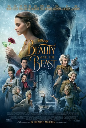 Beauty and the Beast cover art
