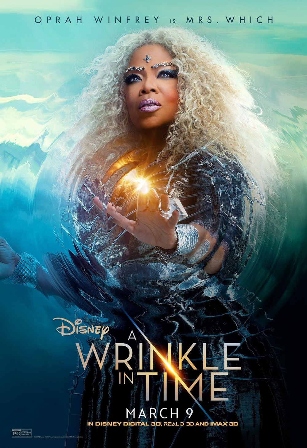 Wrinkle in Time cover art