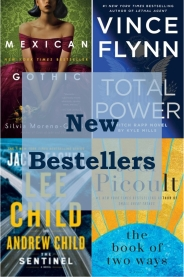 New bestseller books graphic