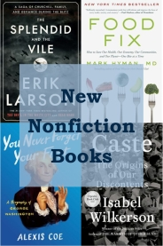 New nonfiction books graphic