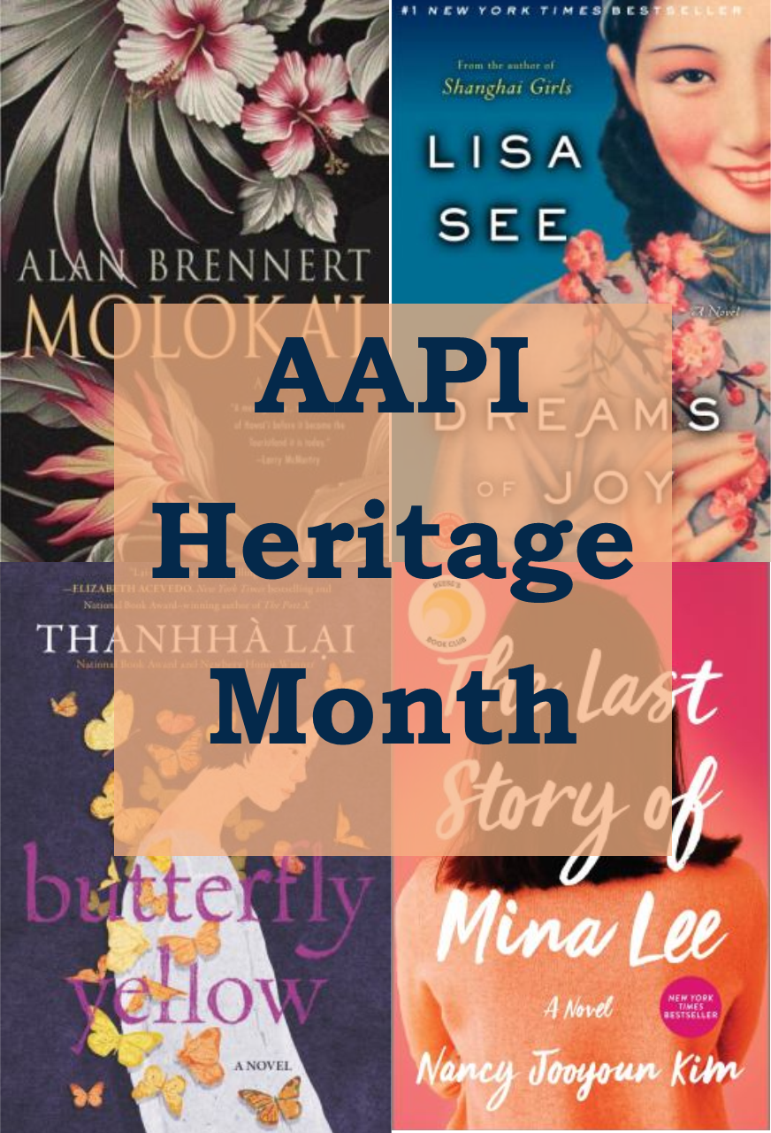 AAPI Heritage Month graphic